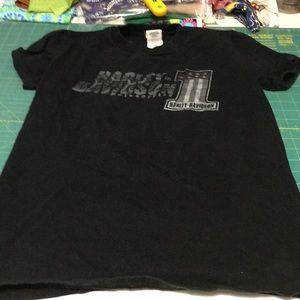 Black Harley Davisdon TShirt